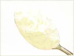 高品質の乳糖パウダーを使用
